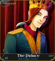 The Prince-card