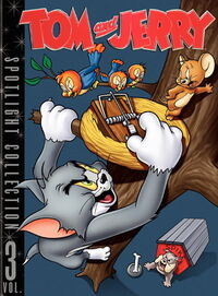 Tom and Jerry Spotlight Collection - Volume 3