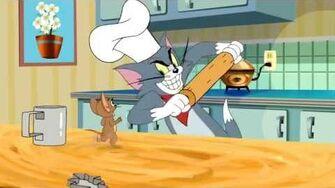 Christmas Joy Tom & Jerry Cartoon World