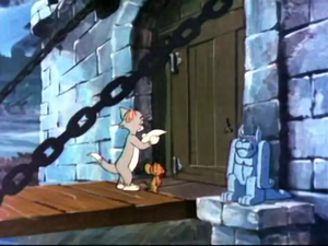 Castle Wiz - Tom and Jerry in the Haunted Castle
