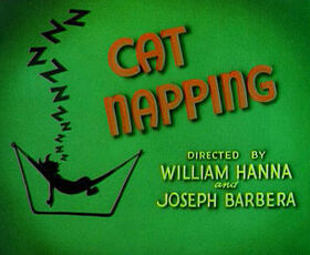 Cat Napping Title