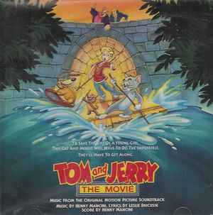 Tom and Jerry The Movie Soundtrack