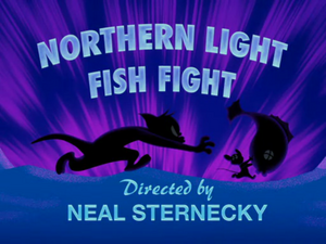 Northern Light Fish Fight title