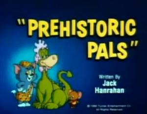 Prehistoric Pals title