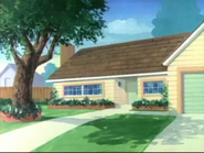 The Kitten Sitters - Tom and Jerry's house