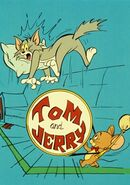 Tom and Jerry Show drum