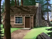 Grim and Bear It - Forest Ranger's cabin