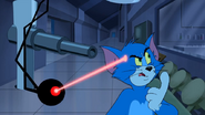 Tom and Jerry Spy Quest - Tom thinking