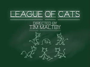 League of Cats title