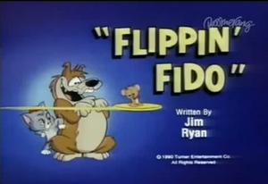 Flippin' Fido title
