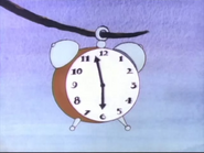 Tricky McTrout - Tom and Jerry's clock