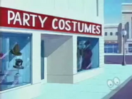 Cosmic Cat and Meteor Mouse - Party Costumes