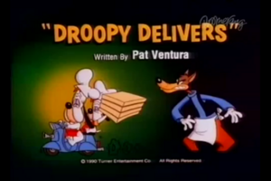 Droopy Delivers title