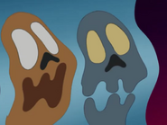 Spook House Mouse - Monster Tom and Jerry Face 5