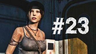 Tomb Raider Gameplay Walkthrough Part 23 - Gone Missing (2013)