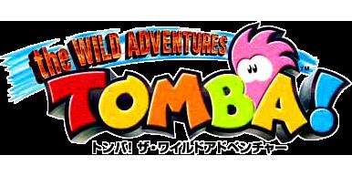File:Tomba 2 - Japanese logo.png
