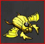 Bronzescarab