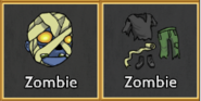 Zombie Bundle Icons