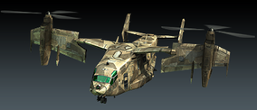 Support Heli-V120 Valkyrie-JSF