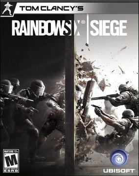 Rainbow Six Siege cover