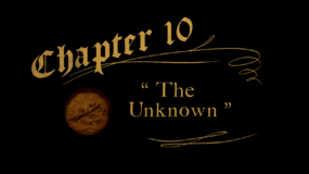 The Unknown title card