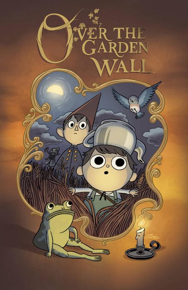 over the garden wall  comic series