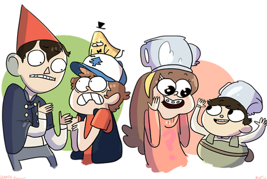 File:Over the Garden Wall Crossover with Gravity Falls.png