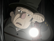 Over The Garden Wall The Woodsman