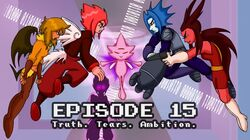 TOME Episode 15- Truth. Tears. Ambition.