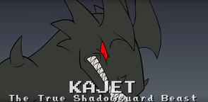 Kajet, the True Shadowguard Beast.