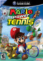 Mario Power Tennis box