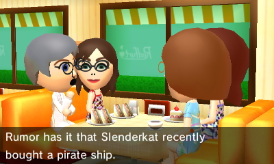 Hangout PirateShip