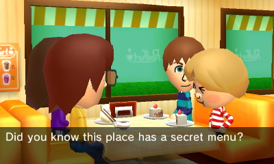 Hangout SecretMenu