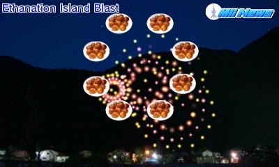 MiiNews Fireworks