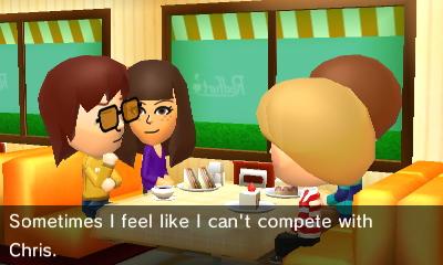 Hangout Uncompetitive
