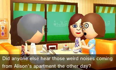 Hangout WeirdNoises