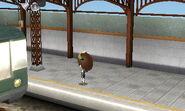 Train Station Age-O-Matic