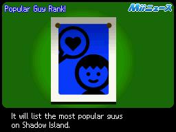 Popular Guy Rank