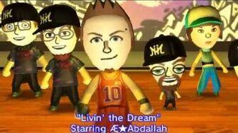 Tomodachi Life Rap Song with AbdallahSmash026
