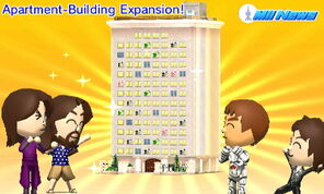 Appartment Building Expansion