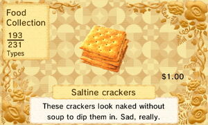 Saltine Crackers (US)