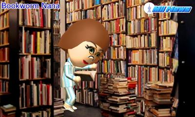 MiiNews Bookworm
