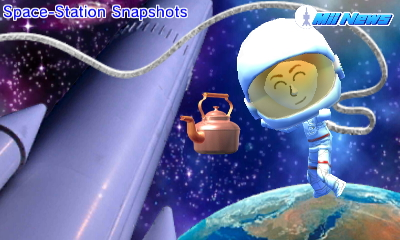 MiiNews SpaceStation