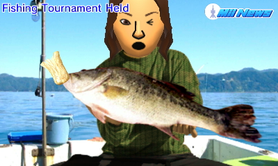 MiiNews FishingTourney