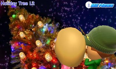 Holiday Tree News