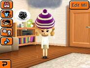 Sick Mii problems raincloud