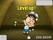Camper level up