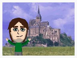 France Mont St Michel