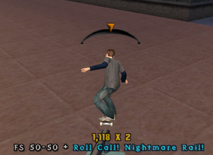 Roll Call!NightmareRail