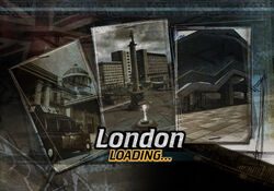 Loading Screen London